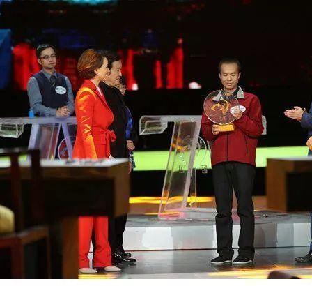 ▲雷海为获得《中国诗词大会》冠军 图来自央视