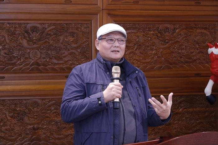 盛世丹青——中国当代画马名家周殿平精品画展隆重开幕
