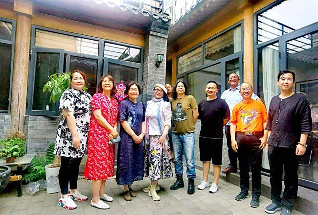 诗意之约,醉美端午 ——北京诗社举行端午诗会